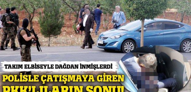 Urfa'da çatışma çıktı, 1 PKK'lı öldürüldü!