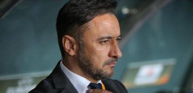 Vitor Pereira futbolcularını hedef gösterdi