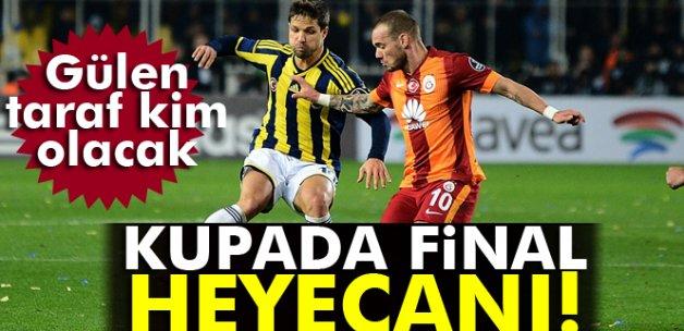 Ziraat Türkiye Kupası'nda derbi zamanı