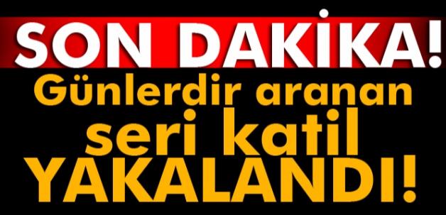 3 cinayet zanlısı Atalay Filiz İzmir'de yakalandı