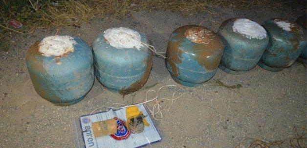 300 kilogram EYP imha edildi