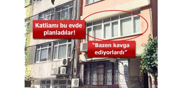 3 canlı bomba Atatürk Havalimanı katliamını Horhor'da planladı