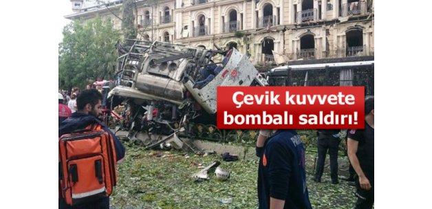 4 sivil vatandaş öldü, 7 polis şehit oldu, 36 kişi yaralandı...