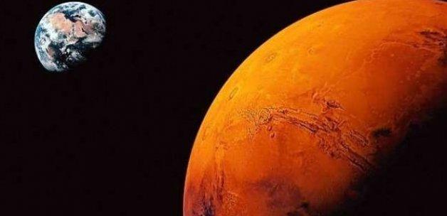 ABD'den Mars'ta tarihi keşif