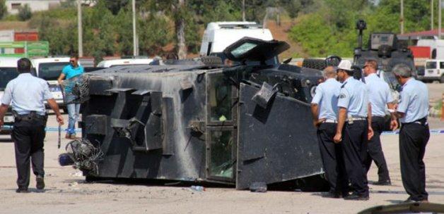 Adana'dan acı haber: 1 polis şehit!