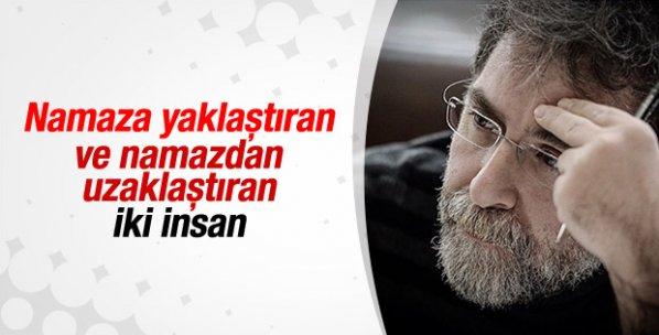 Ahmet Hakan'dan namaz yazısı