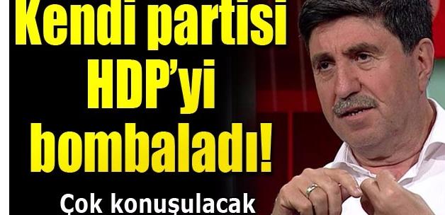 Altan Tan: Yeni bir Kürt partisi kurulabilir!