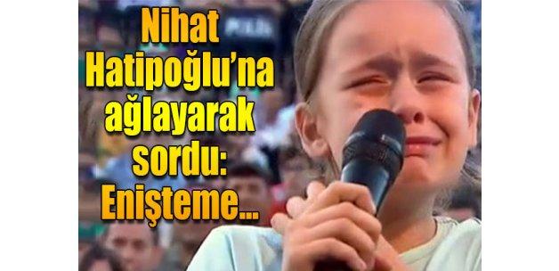 Anne babası ayrı olan çocuğun ağlatan sorusu!