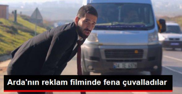 Arda Turan'ın Milli Takım Reklamında Hata Yapıldı