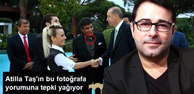 Atilla Taş'ın İbrahim Erkal'ın Fotoğrafına Yaptığı Yorum Tepki Çekti