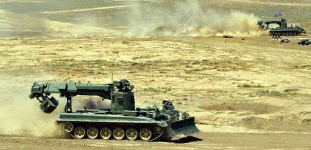Azerbaycan'dan gözdağı: Savaşa hazırlık!