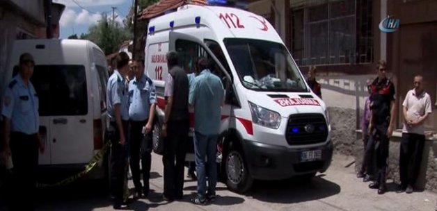 Başkent'te baba-oğula silahlı saldırı