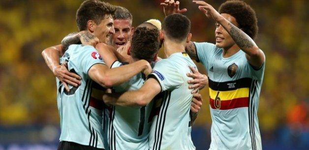 Belçika turladı, İsveç havlu attı!