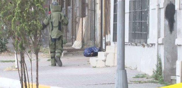 Beyoğlu'nda bomba alarmı!