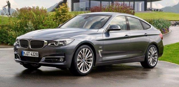 BMW 3 GT makyajlandı!