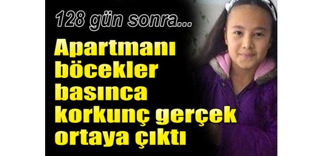 Bodrum katında baba kızın cesedi bulundu