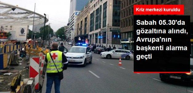 Brüksel'de Bomba Alarmı! Alışveriş Merkezi Boşaltıldı
