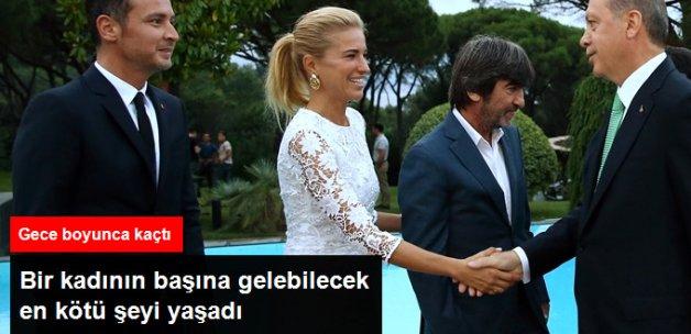 Burcu ve Gülben, Erdoğan'ın İftarında Pişti Oldu