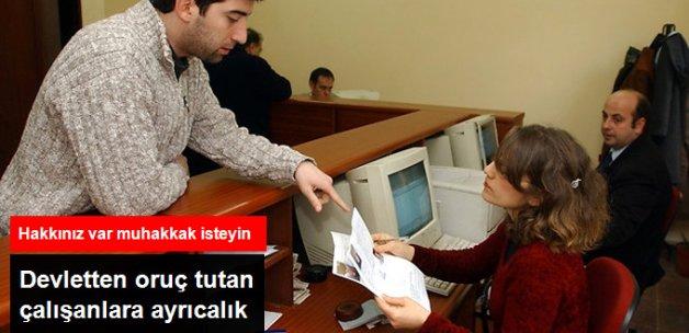 Çalışanın Ramazan Yardımı Tazminata Eklenir