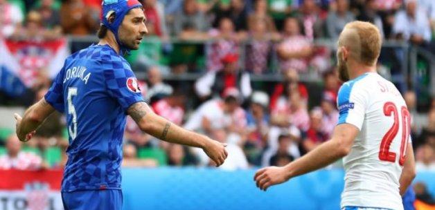 Çekler'in dönüşü! Hırvatistan 90+3'te yıkıldı!