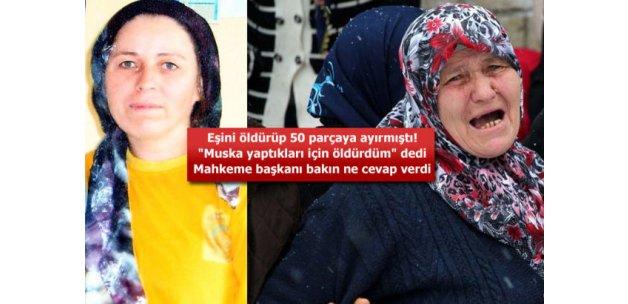 """""""Çengelköy vahşeti""""ne ağırlaştırılmış müebbet"""