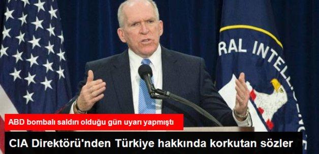 CIA Direktörü Brennan: IŞİD Türkiye'de Terörü Yaymak İstiyor