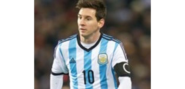 Copa America'da Messi şov