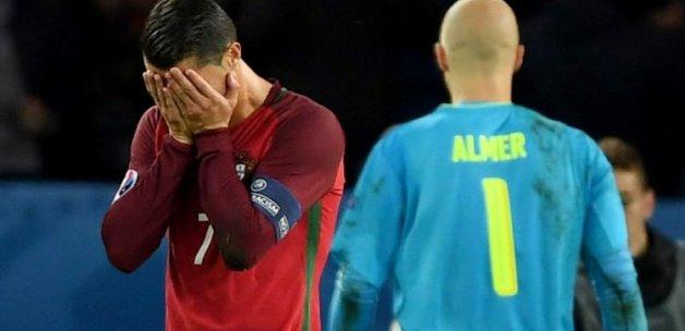 Cristiano Ronaldo bugünü unutamayacak!