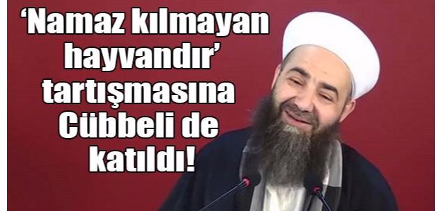 Cübbeli Ahmet Hoca: Özür dilemenin bir lüzumu yok..