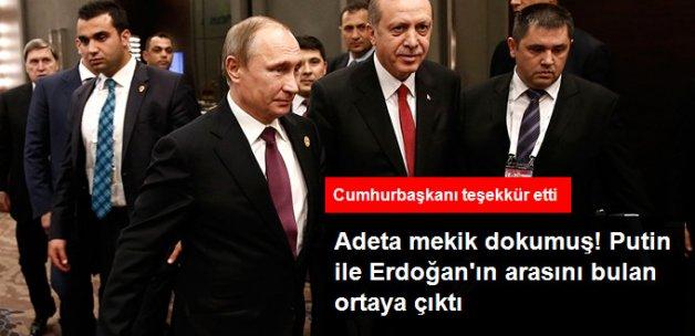 Cumhurbaşkanı Erdoğan'dan Nazarbayev'e Arabuluculuk Teşekkürü