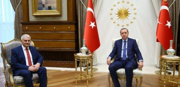 Cumhurbaşkanı Erdoğan'dan Putin'e mektup!