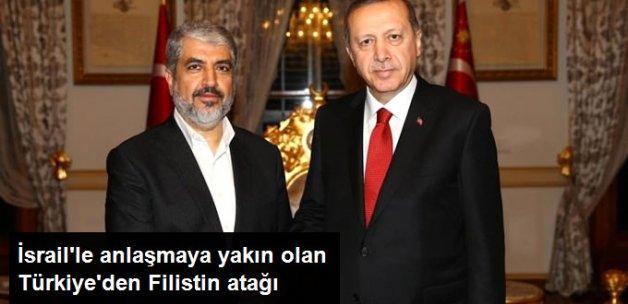 Cumhurbaşkanı Erdoğan Hamas Siyasi Büro Başkanı Meşal'i Kabul Etti