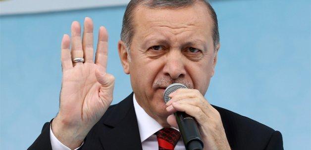 Cumhurbaşkanı Erdoğan'dan, boksun efsanevi ismi Muhammed Ali'nin eşine taziye telefonu