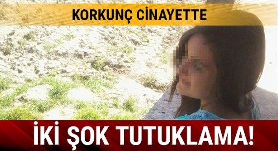 Demirci'de ölü bulunan kız cinayetinde 2 tutuklama