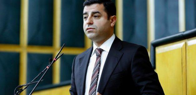Demirtaş'tan yine alçak provokasyon