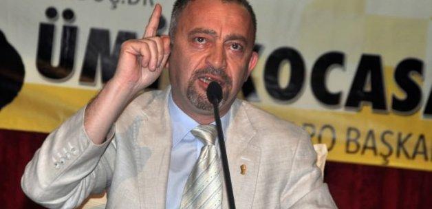 Demirtaş ve HDP'yi yerden yere vurdu!