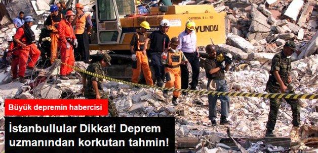 Deprem Uzamanı Oğuz Gündoğdu'dan Marmara İçin Korkutan Tahmin