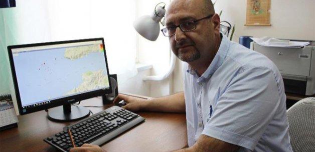 """Doç. Dr. Bekler: """"Çanakkale'deki depremler büyük depremleri tetikleyici değil"""""""
