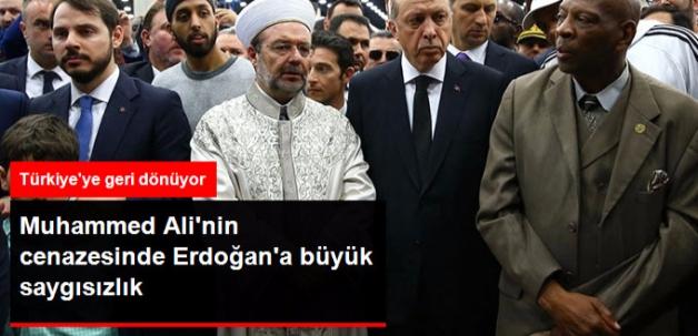Erdoğan ABD Programını Yarıda Kesiyor