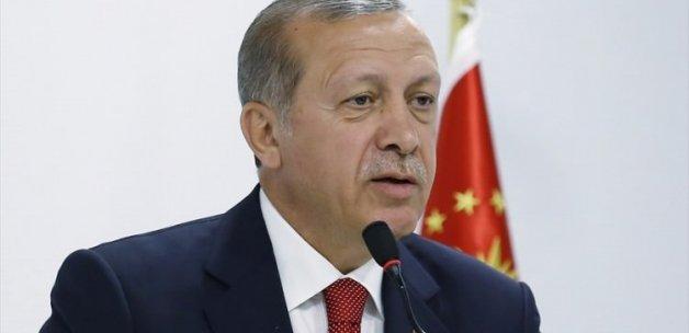 Erdoğan anlattı: Uganda ile tarihi ilişki