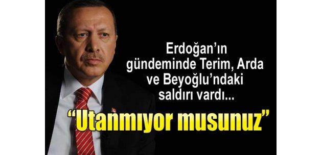 Erdoğan'dan 'Firuzağa' açıklaması! 'Hatalılar