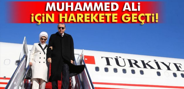 Erdoğan'dan flaş karar!efsane boksör,