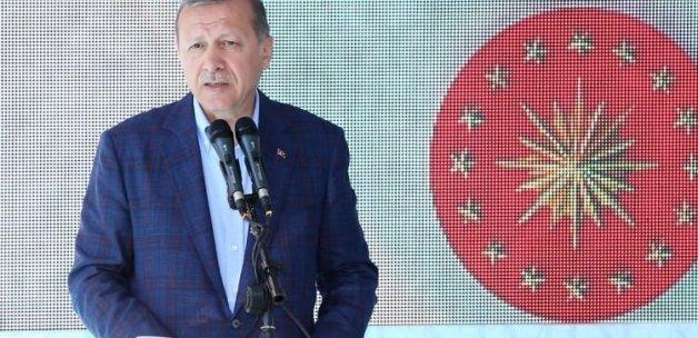 Erdoğan: Fransa'dan endişe duyuyoruz
