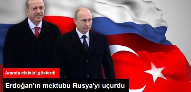 Erdoğan'ın Putin'e Mektubu Sonrasında Rus Rublesi Değer Kazandı