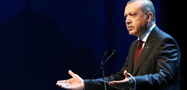 Erdoğan: Sizi dertlerinizle baş başa bırakırız