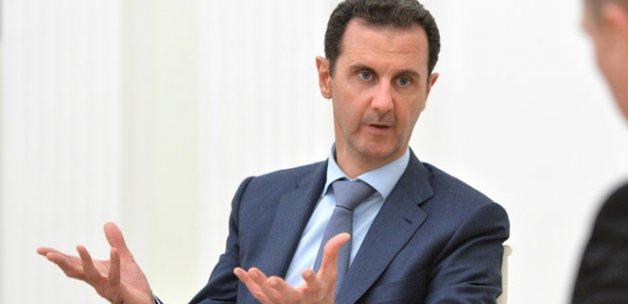 Esad: 'Teröre karşı savaşımız devam edecek'
