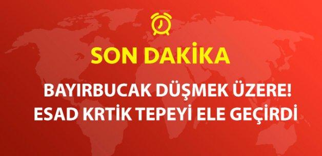 Esad Türkmen Bölgesinin En Stratejik Köyü ve Tepesini Ele Geçirdi