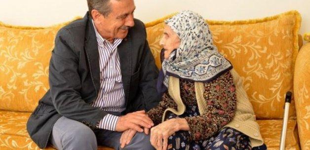 Eskişehirli Ürkiye nine 110 yaşında