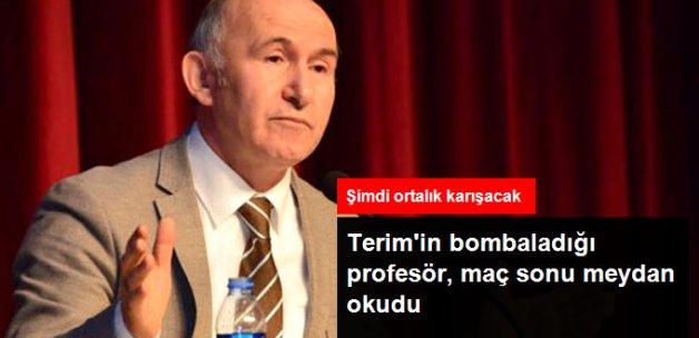 Fatih Terim'in Çattığı Profesör: Gelsin Lalegül TV'de Konuşalım
