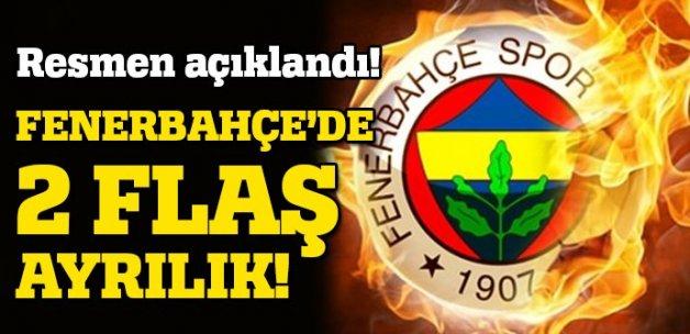 Fenerbahçe, Mehmet Topuz ve Raul Meireles ile yolları ayırdı